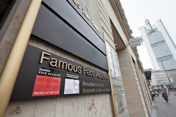 Visagistenschule Frankfurt Famous Face Academy Hauptwache