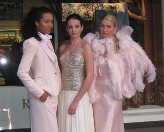 bester Platz authentische Qualität Repliken Ralph Lauren Fashionshow - Famous Face Academy - Make-up ...