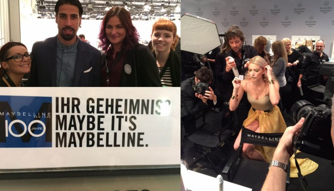 Mercedes Benz Fashion Week Berlin