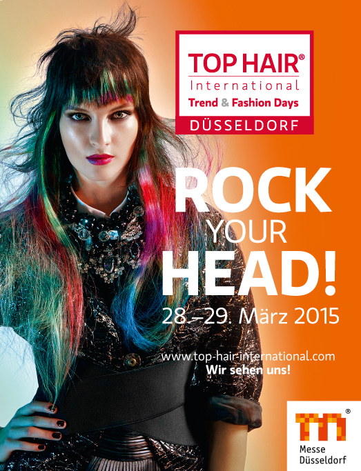 TOP HAIR MESSE DÜSSELDORF 2015