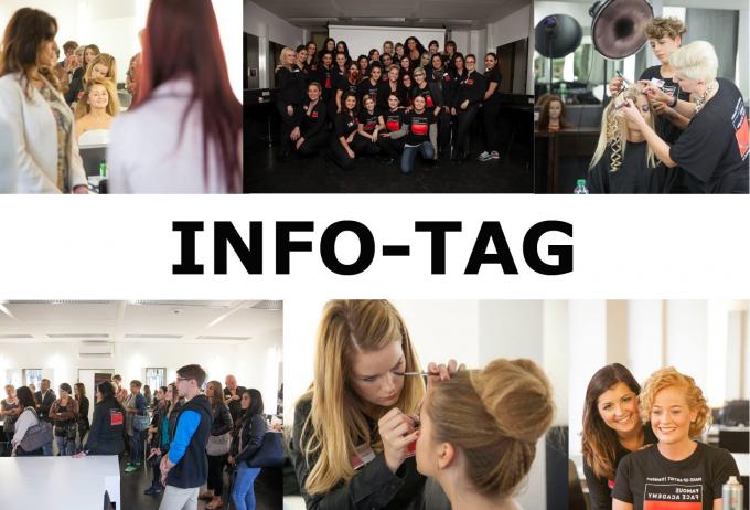 INFO TAG MONTAG, 15.02.2016 von 16-19h