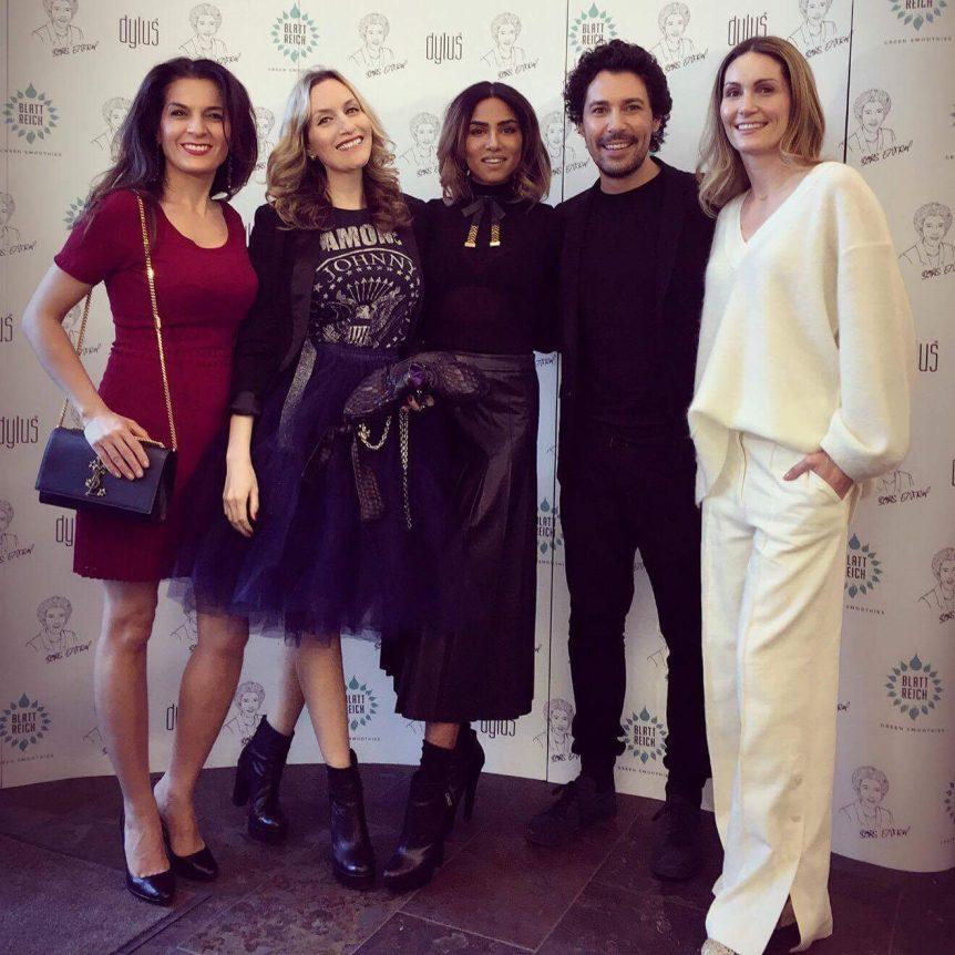 Make Up Artist Und Visagistin Ausbildung Make Up Academy: Blattreich Event Mit Boris Entrup